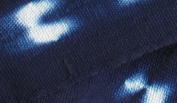 藍染め(帯状)・ブルキナファソ